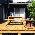 庭を楽しむスペース、ウッドデッキのメリットから注意点まで